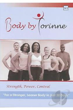 Body By Corinne - Vol. 2 DVD Cover Art