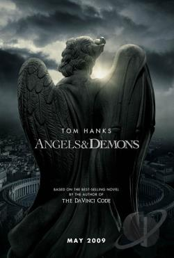Angels & Demons DVD Cover Art