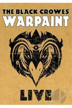 Black Crowes - Warpaint Live DVD Cover Art