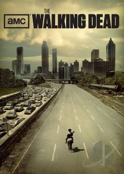 Walking Dead - The Complete First Season DVD Cover Art