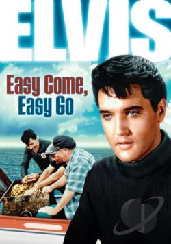 Easy Come, Easy Go DVD Cover Art
