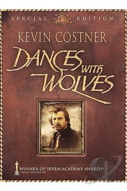 Dances With Wolves DVD Cover Art