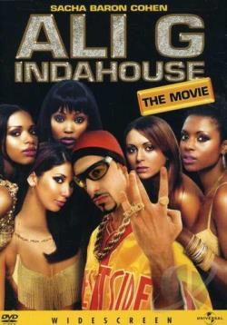Ali G Indahouse: The Movie DVD Cover Art