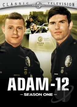 Adam-12- The Complete First Season DVD Cover Art
