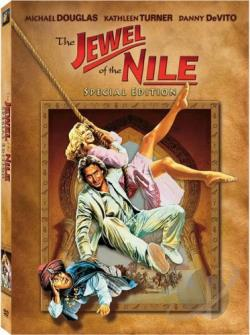 Jewel of the Nile DVD Cover Art