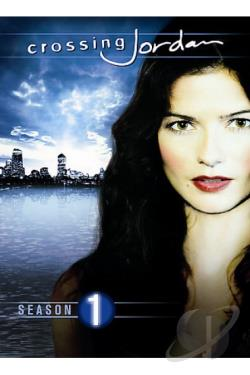 Crossing Jordan - The Complete First Season DVD Cover Art