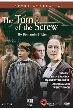 Turn Of The Screw DVD Cover Art
