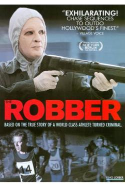 Robber DVD Cover Art
