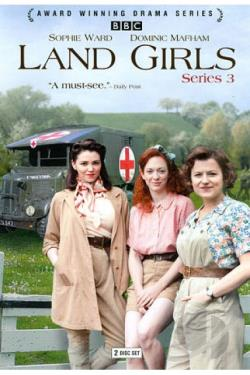 Land Girls: Series 3 DVD Cover Art