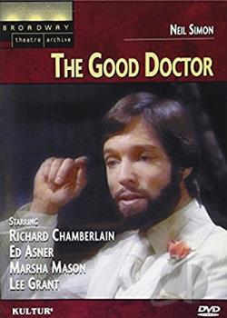 Good Doctor DVD Cover Art
