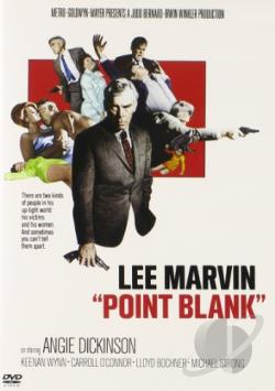 Point Blank DVD Cover Art