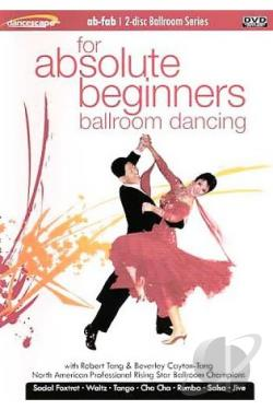 Ballroom Dancing for Absolute Beginners DVD Cover Art