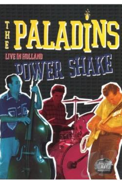 Power Shake Live DVD DVD Cover Art