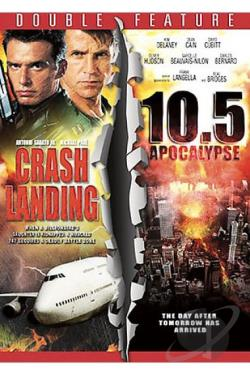 Crash Landing / 10.5 Apocalypse DVD Cover Art