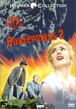 Quatermass II DVD Cover Art