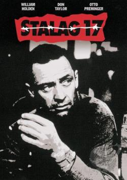 Stalag 17 DVD Cover Art