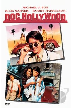 Doc Hollywood DVD Cover Art