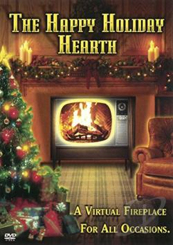 Happy Holiday Hearth DVD Cover Art