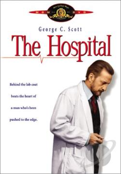 Hospital DVD Cover Art