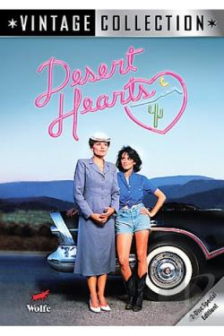 Desert Hearts DVD Cover Art