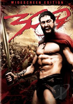 300 DVD Cover Art