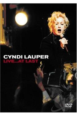 Live At Last DVD Cover Art
