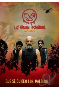 Gran Sangre DVD Cover Art