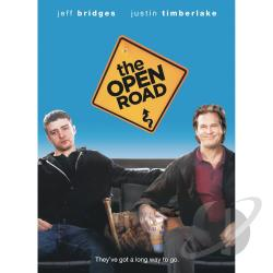 Open Road DVD Cover Art