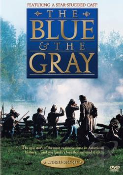 Blue and the Gray DVD Cover Art