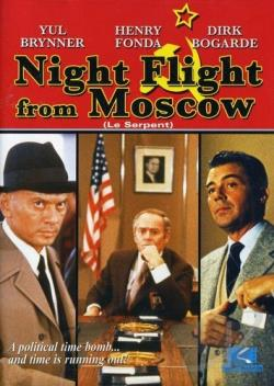 Night Flight From Moscow DVD Cover Art