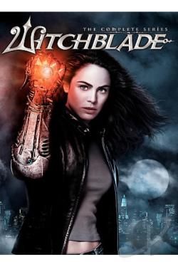 Witchblade - The Complete Series DVD Cover Art