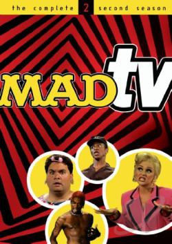 MADtv - The Complete Second Season DVD Cover Art