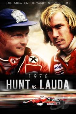 1976:Hunt vs Lauda DVD Cover Art