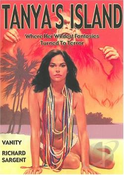 Tanya's Island DVD Cover Art
