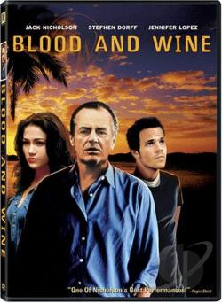 Blood and Wine DVD Cover Art