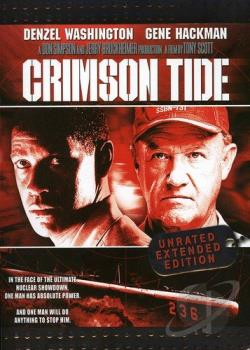 Crimson Tide DVD Cover Art