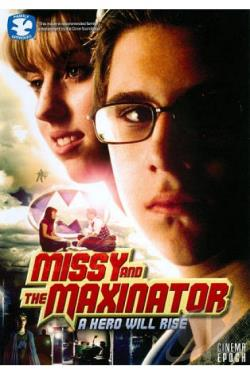 Missy and the Maxinator DVD Cover Art