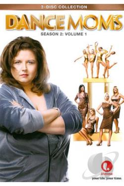 Dance Moms: Season 2, Vol. 1 DVD Cover Art