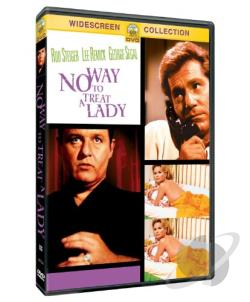 No Way to Treat a Lady DVD Cover Art