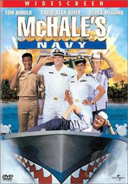 McHale's Navy DVD Cover Art