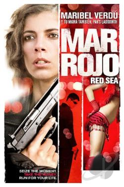 Mar Rojo DVD Cover Art