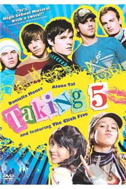 Taking 5 DVD Cover Art
