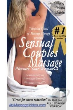 Sensual Couples Massage: Pleasure Your Woman DVD Cover Art