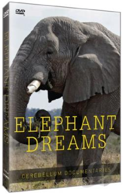 Elephant Dreams DVD Cover Art