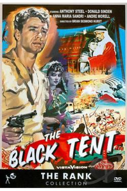 Rank Collection: The Black Tent DVD Cover Art