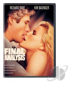 Final Analysis DVD Cover Art