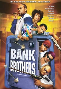 Bank Brothers DVD Cover Art