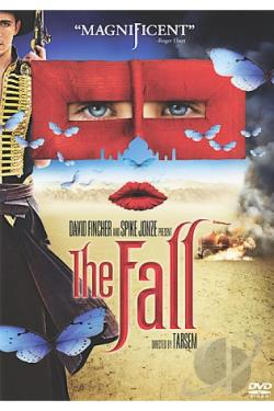 Fall DVD Cover Art