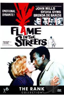 Flame in the Streets DVD Cover Art