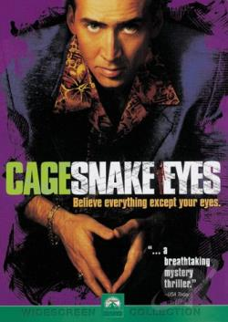 Snake Eyes DVD Cover Art